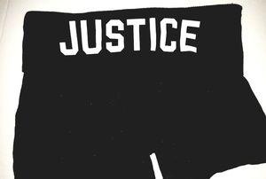 Justice  black girls shorts size 12 kids